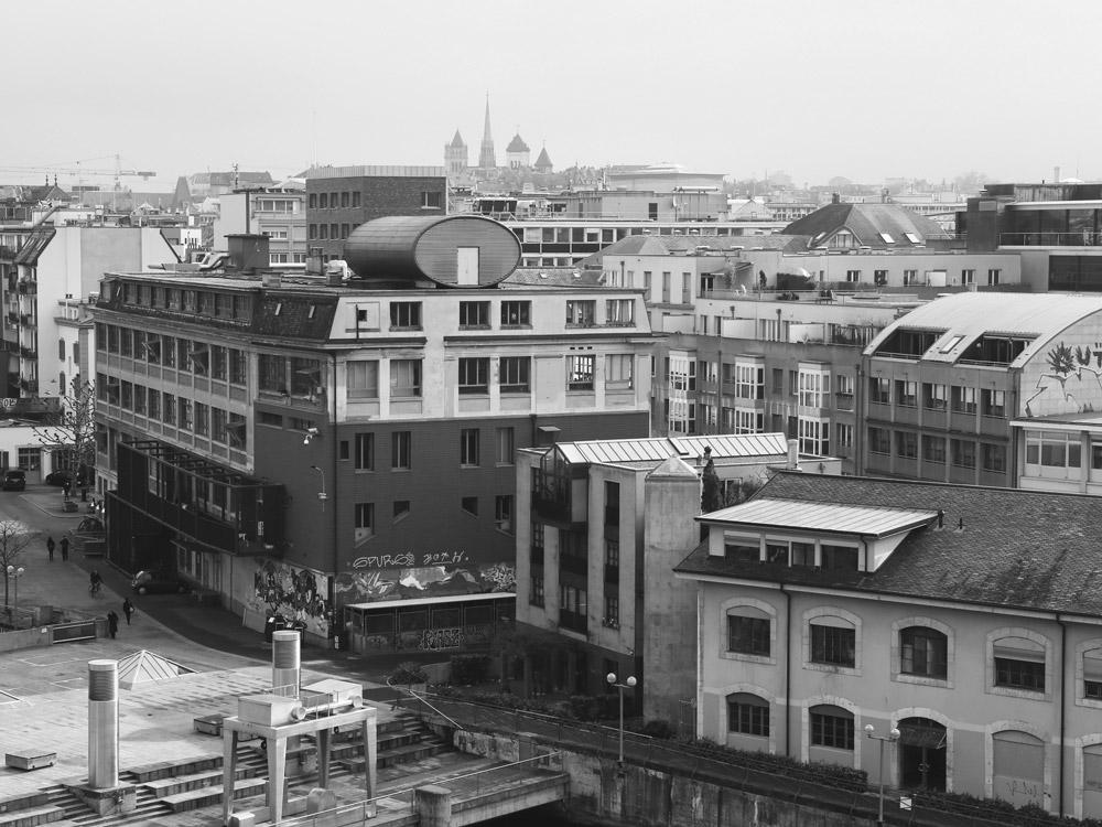L'Usine Genève, Centre culturel autogéré