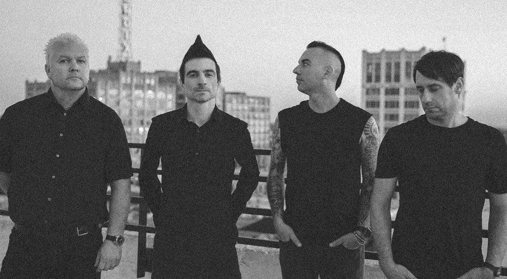 Anti-Flag concert Le Rez-Usine Genève