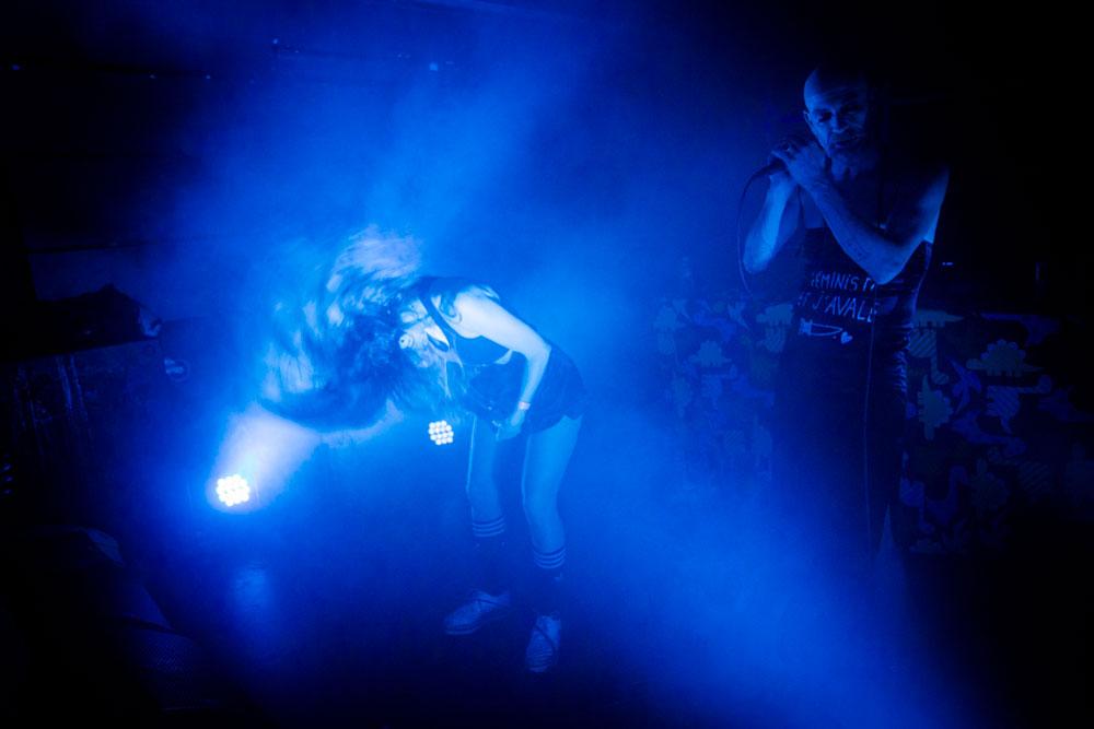Schlaasss concert Rez-Usine Genève