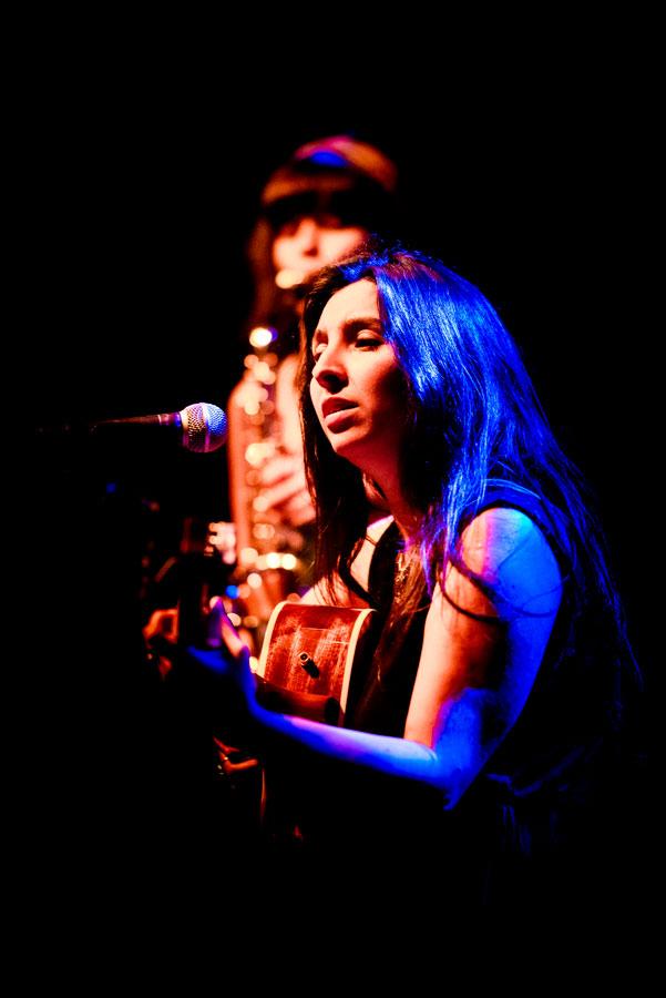 Concert Josefa Ibarra Rez-Usine Genève