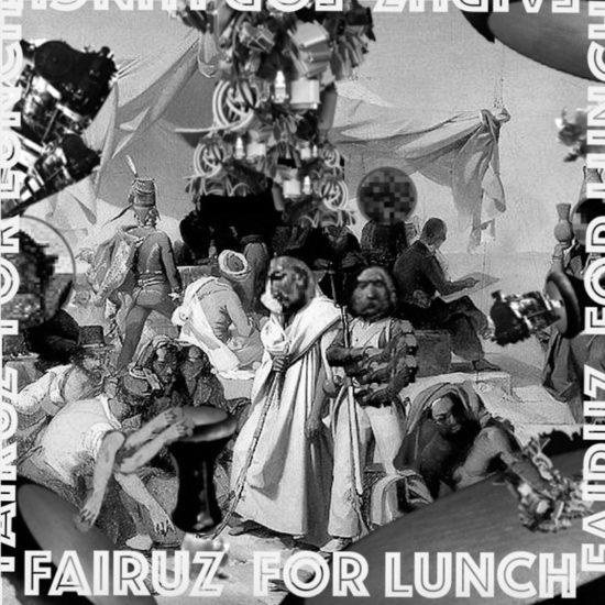 fairuz for lunch dabke résidence création musicale