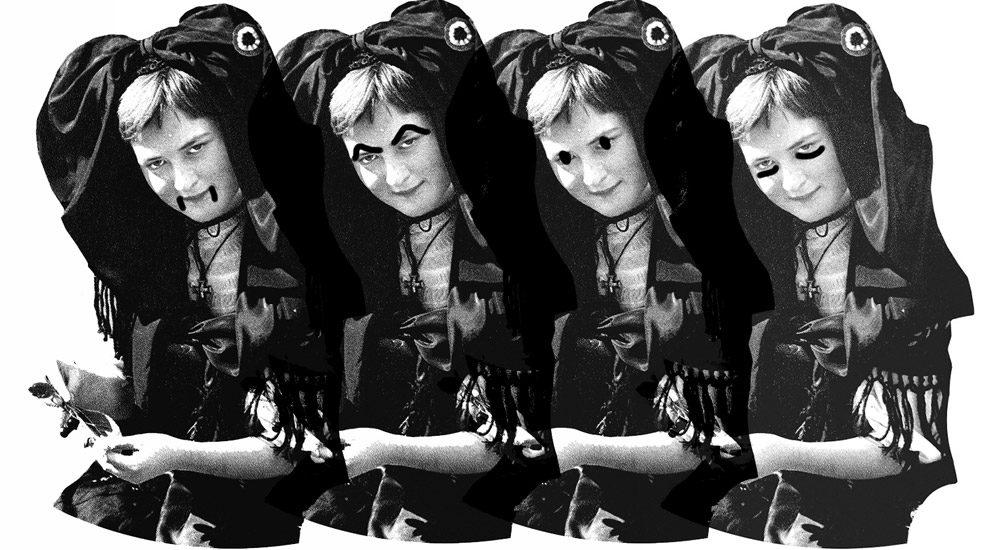 concert noir boy george, jessica93, usé, krinator au rez-usine genève